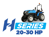 Solis - H Series 20-30 HP Tractors - Buy HST Tractor