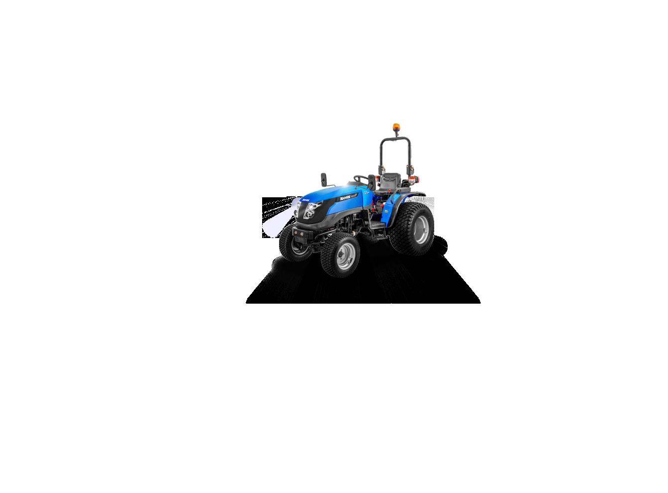 Solis Tractor