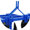 Easy to operate attachable with 3 point linkage