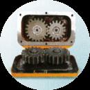 four speed gear box