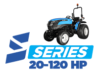 Solis - S Series 20-120 HP Tractors - Buy Compact Tractor