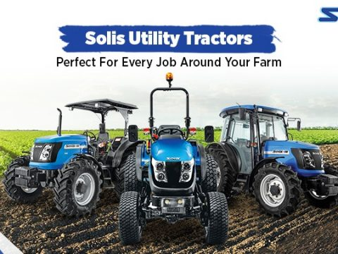 Utility Tractors
