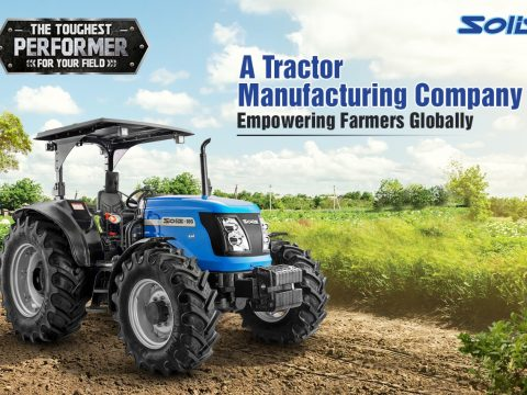 tractor manufacturing company