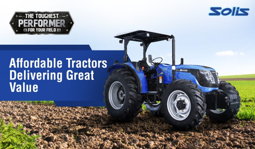 affordable tractors