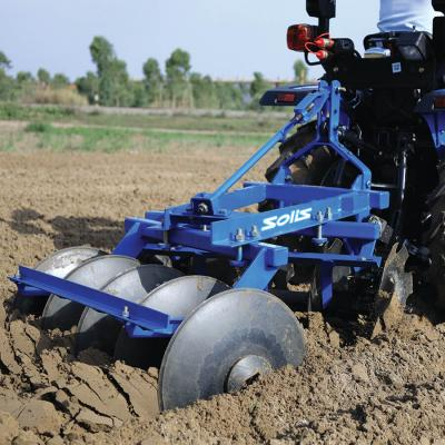 Disc Harrow Mounted Offset