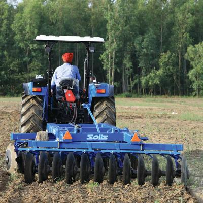 Disc Harrow Trailed Type Disc Harrow & Hydraulic Disc Harrow