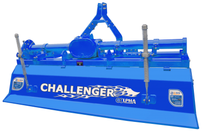 Rotavator Challenger