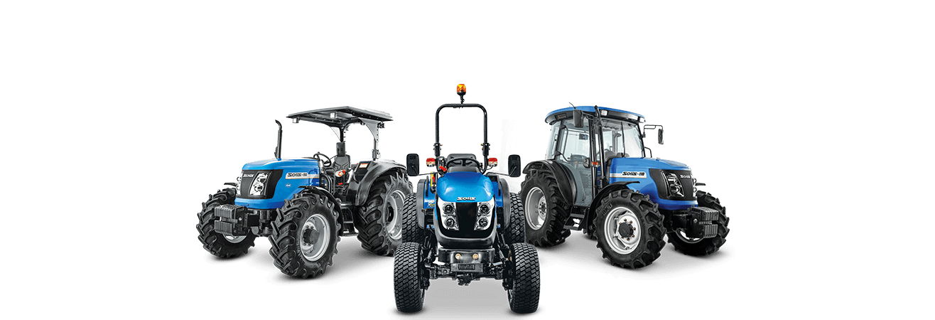 Solis - Agricultural Tractors For Sale
